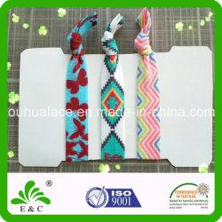 Модные DIY эластичные волосы галстук для поощрения
