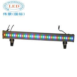 36*1 ВТ IP65 DMX светодиод на стену