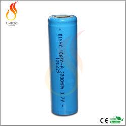 بطارية مضمنة محمية PCB 3.7V 2200mAh IMR 18650 لـ Mod E-Cigarette