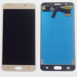 Handy LCD für des Samsung-J7 Haupt-LCD Bildschirm-J7 G610f G610m LCD der Bildschirmanzeige-J7 Hauptanalog-digital wandler LCD-Touch Screen LCD Tela TFT des screen-G610 LCD