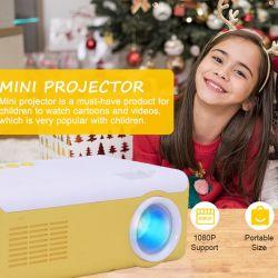 De draagbare Goedkope Prijs Van verschillende media HD werpt Mini plotseling LEIDENE van de Zak Projectoren