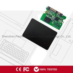 Portable 2.5 disco rigido duro dell'azionamento SATA 3 M. 2 256GB 512GB 1tb dello SSD dell'azionamento semi conduttore interno esterno di pollice