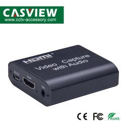 Aido 入力付きビデオループ出力付きビデオキャプチャカード および Output USB 2.0 Cards Recorder を使用できます