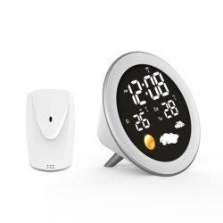 2021 Amazon Hot Sale LED デジタルアラームクロックカスタムテーブル FM ラジオスピーカーをクロックします