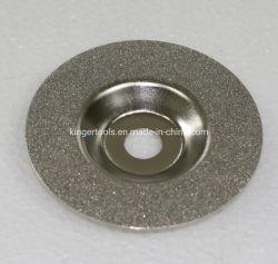 10 cm gegalvaniseerde diamantslijpschijf Schijpschijf, glaskap Slijpschijf