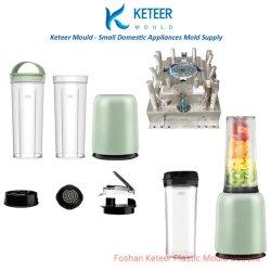 Intelligente Küche-Geräteelektrische Juicer-Nahrungsmittelfruchtsmoothie-Handimmersion-Mischmaschine-Plastikform-Service in China