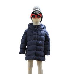 El invierno de la puerta delantera doble de alta calidad para los niños de la Chaqueta de invierno ropa Cold-Proof
