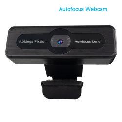 In het groot Ingebouwde Microfoon 5.0 MegaPixel Webcam Autofocus van de fabriek voor Laptop Computer USB Webcam