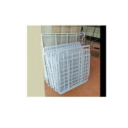 Koelkast/koelkast Grid Fluid Bed Dipping Thermoplastic/Plastic Polyethyleen LDPE Poedercoating