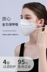Mascara N95 Tubo Facial Cirurgica Protectoras Descartavel Antipolucion Kn95 Desechables Descartaveis Con Quirurgica Filtro de poeira Personaliza