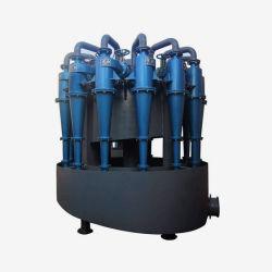 L'exploitation minière de flottation classificateur d'assèchement Hydrocyclone séparateur utilisé dans la mine de cuivre
