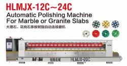 24개의 헤드 자동 연마 기계(대리석 또는 Gtanite Slab/용 석재 기계/연삭 기계