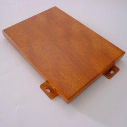 La Chine Woodgrain matériau de construction de taille standard /Exteral Extrior/panneau mural /façade en aluminium plafond