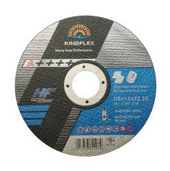 """Fornecedores. Disco de corte de 4,5"""" para o Metal e Aço Inoxidável"""