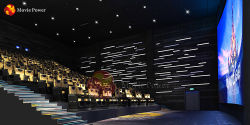 Goede investering Business 4D Theatre-systeem Special effect 5D Cinema