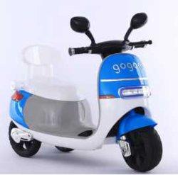 Nouveau modèle 3 roue Electric Kids moto pour les enfants Ride Mini moto Rechargeable Cem-09
