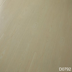 고품질 고강도 쉬운 설치 MDF 라미네이트 바닥