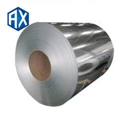Acciaio al carbonio S400/Q235 DX51D Z275 acciaio zincato acciaio zincato caldo Acciaio zincato zincato zincato acciaio zincato acciaio zincato carbonio piastra metallo materiale da costruzione Bobina per lamiera per copertura