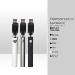 سعر المصنع قانون E السجائر قبل الحرارة قلم سجائر لمدة 510 خرطوشة