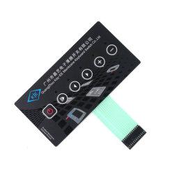 Tastiera dell'interruttore di membrana della tastiera della sovrapposizione della stampa del circuito della tastiera di controllo