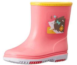Kinderen Cute Kid Waterproof Rain Boots Animal Picture