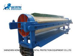 Machine automatique de la vis de déshydratation des boues de traitement des eaux usées industrielles