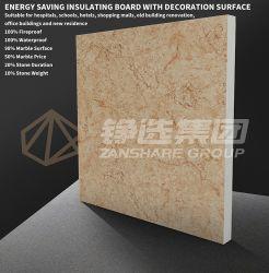 세라믹 장식용 외부 절연 벽 보드 열 절연 재료