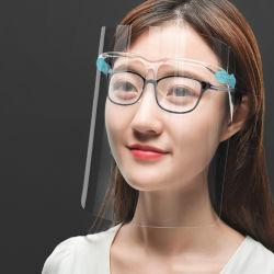Protezione di modo personalizzata visiera Vetro-A forma di femminile all'ingrosso del fronte di stile