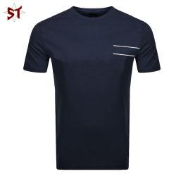 Polymann-Sport-T-Shirt mit Druck-Firmenzeichen-Mann-T-Shirt
