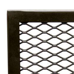 맞춤형 크기 메탈릭 페인트 알루미늄 외관 확장 메쉬