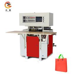 Zhongxin 공장 소프트 루프 핸들 기프트 백 용접 기계