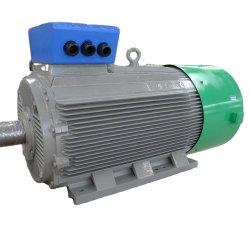 10kW 150rpm Vertikale Windturbine mit niedriger Geschwindigkeit, kornloser Permanentmagnet Generator