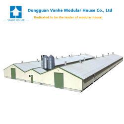 専門モジュラー環境に優しい軽量の建築材の自動化されたニワトリ小屋