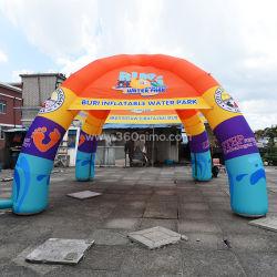 Piscina personalizados impressão completa Infatable Exibir tenda para o evento e promoção