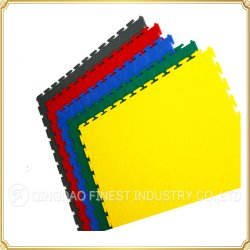 고온 판매 환경 플라스틱 차고 바닥 타일/고품질 방수 PVC 모든 신소재 바닥 비닐 타일