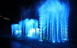 Fuente de agua de la música grandes fuentes de agua Agua Fuente Musical de la pantalla de agua