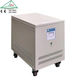 15kVA ie de três fases de distribuição variável Toridal Transformador de Tensão Automático (10kVA/20/30kVA/45kVA/60kVA/75kVA/100kVA/120kVA/150kVA/200 kVA personalizável)
