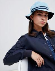 Striped Wannen-Hut der heißen Verkaufs-Frauen