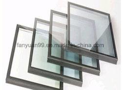 Low E aluminium trempé Barre d'entretoise en verre isolant