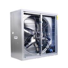 Système de ventilation Ventilateur d'échappement centrifuge périphérique push-pull