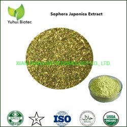 純粋なSophorae Japonica L.の花のエキス95%のルチンNF11