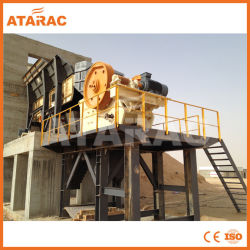 Komplette zerquetschenpflanze/Zerkleinerungsmaschine-Verarbeitungsanlage/Steinzerkleinerungsmaschine-Pflanze (300TPH-3000TPH)