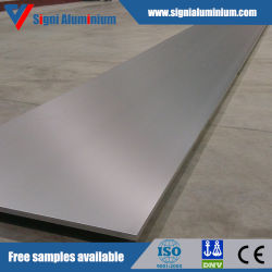 Liga de alumínio polido chapa de metal (1050, 3003, 3150, 5052, 6061, 8011)