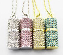 립스틱 스타일 주얼리 다이아몬드 선물 USB 플래시 메모리