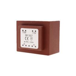 PCB 힘 Ee는 RoHS를 가진 캡슐에 넣어진 변압기를 박판으로 만들었다