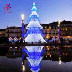 Luz de Natal Artificiais de decoração Árvore de Natal