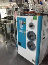 Le Pet PA PC LCP TPU PLA dessiccant déshumidificateur sécheur avec les chargeurs de déshumidification en plastique