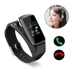 휴대용 시계 전화 스포츠 활동 추적자 심박수 산소 Bluetooth 팔찌 선물은 지능적인 시계 손목을 본다