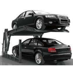 Garage commerciale Parcheggio attrezzatura spazio Saver 2 montanti inclinabile auto Sollevare