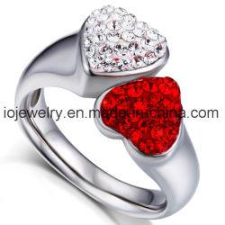 Ювелирные изделия аксессуар пустой кольцо кольцо Crystal базы для принятия решений